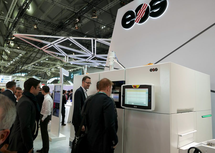 3D printermarkt hervat groei