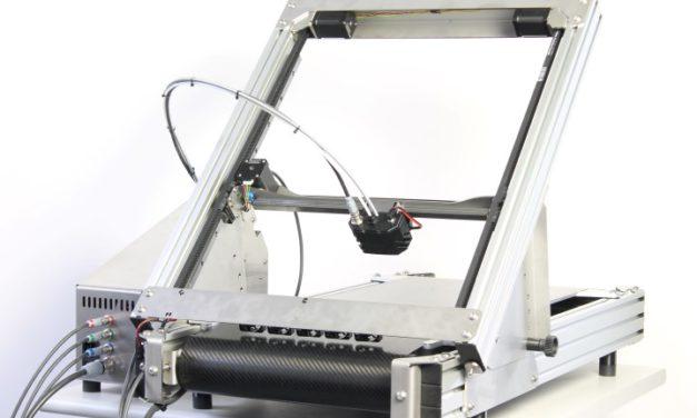 Blackbelt 3D: FDM printer voor massaproductie en lange producten