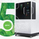 VShaper gaat 5-assig FDM printen