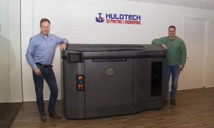 Hulotech in Stadskanaal investeert in HP MJF printtechnologie