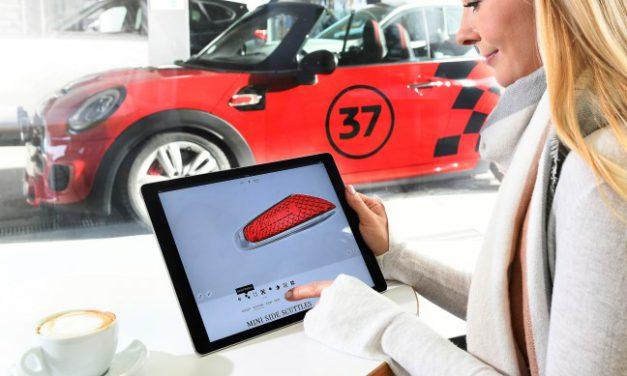 Mini Yours Customised: Mini-rijders ontwerpen eigen design componenten