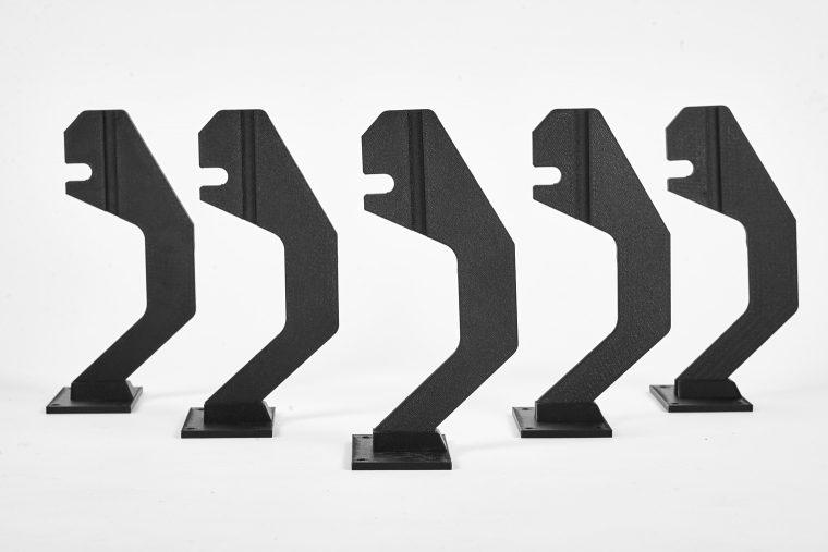 Minder productiestilstand dankzij 3D geprinte onderdelen van nylon 12CF