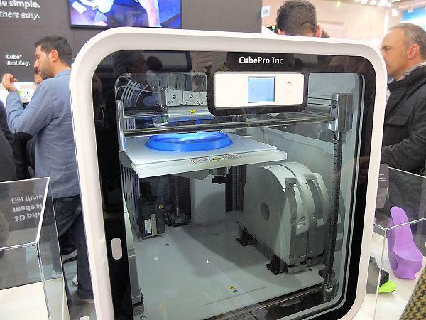 33.000 3D-printers verscheept in één kwartaal