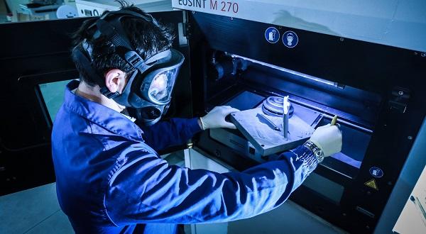 Hoge instapkosten remmen toepassing 3D-printen af, maar groei zet door