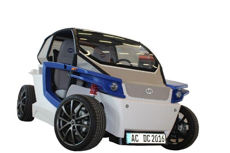3D-printen van Streetscooter casus op 3D Printing Materials Conference