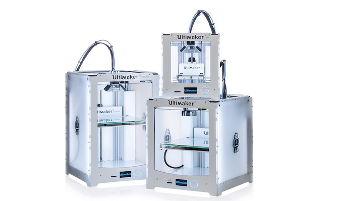 Ultimaker premiere op CES in Las Vegas
