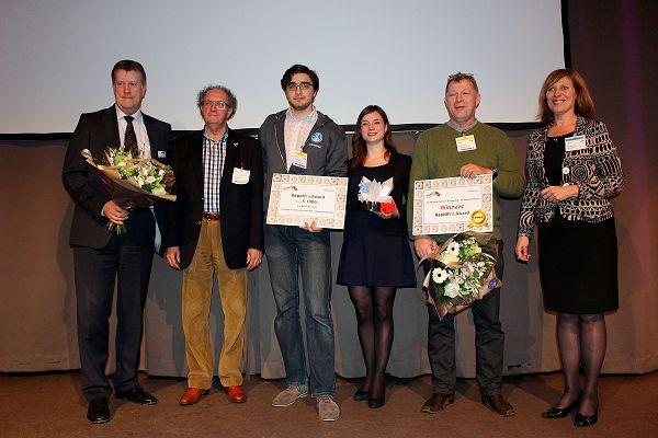 rapidpro award