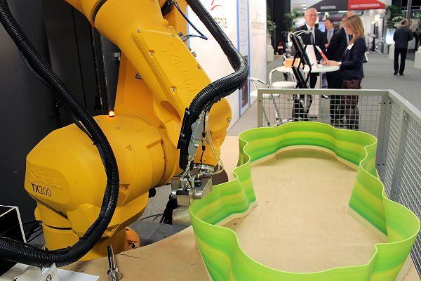 Nederlandse innovatie: 3D robot printing