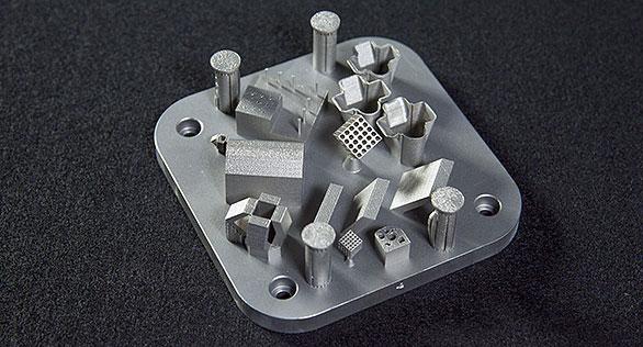 Siemens 3D printing