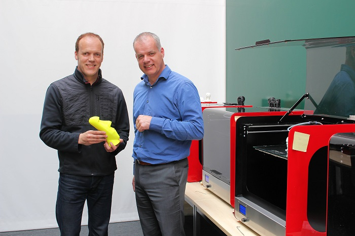 dddrop: 3D printer met Hollands smaakje