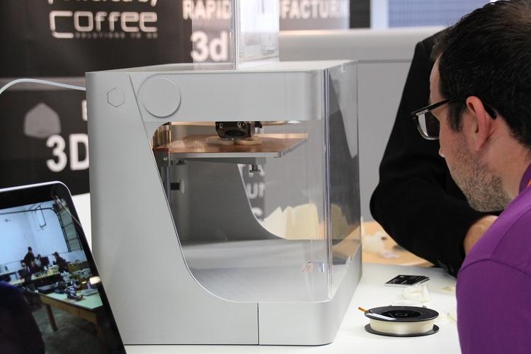 Fraunhofer: Fablabs als lokale 3D printfabrieken kansrijk model