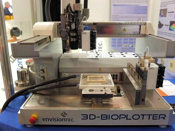 3d bioprinten