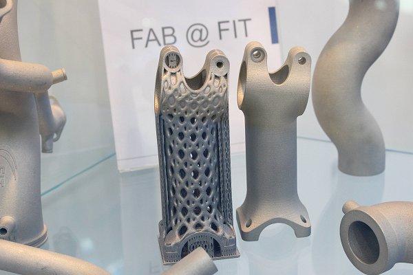 Fab@Fit: 's werelds eerste 3D printfabriek voor serieproductie