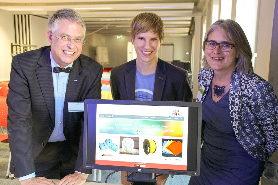 Photo of 3DPrinttool: wegwijs in 3D printtechnieken en-materialen