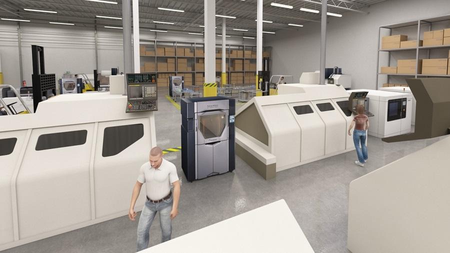 Stratasys waarschuwt: overcapaciteit in 3D  printmarkt