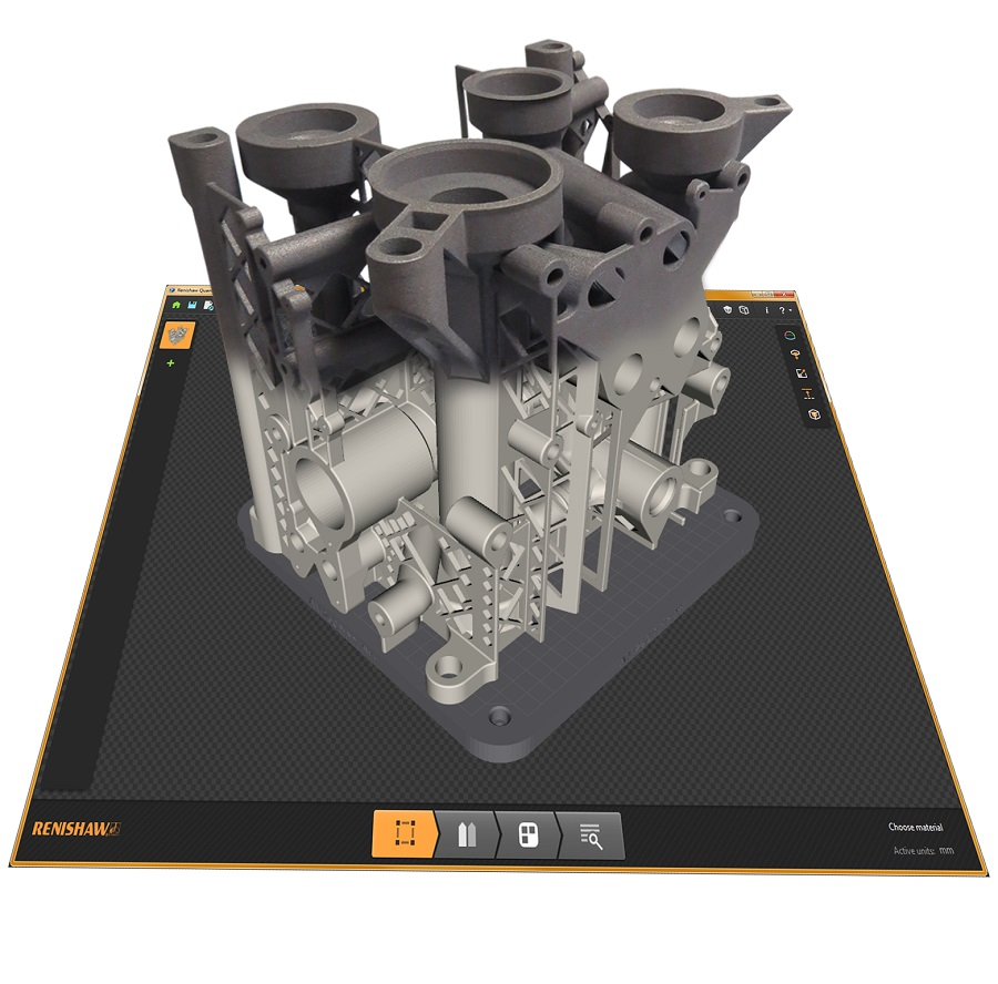 RenAM500: het werkpaard van Renishaw in de 3D printcel