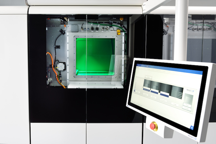 Additive Industries lanceert Metalfab1 met 4 lasers