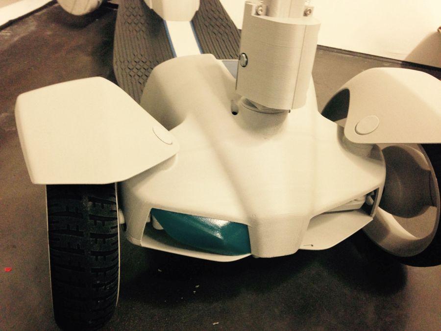 3D printen brengt e-floater sneller op de weg