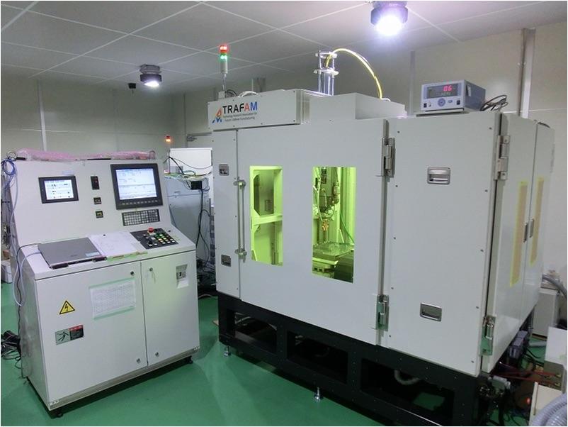 Toshiba 3D printer: snelle en precieze LMD technologie