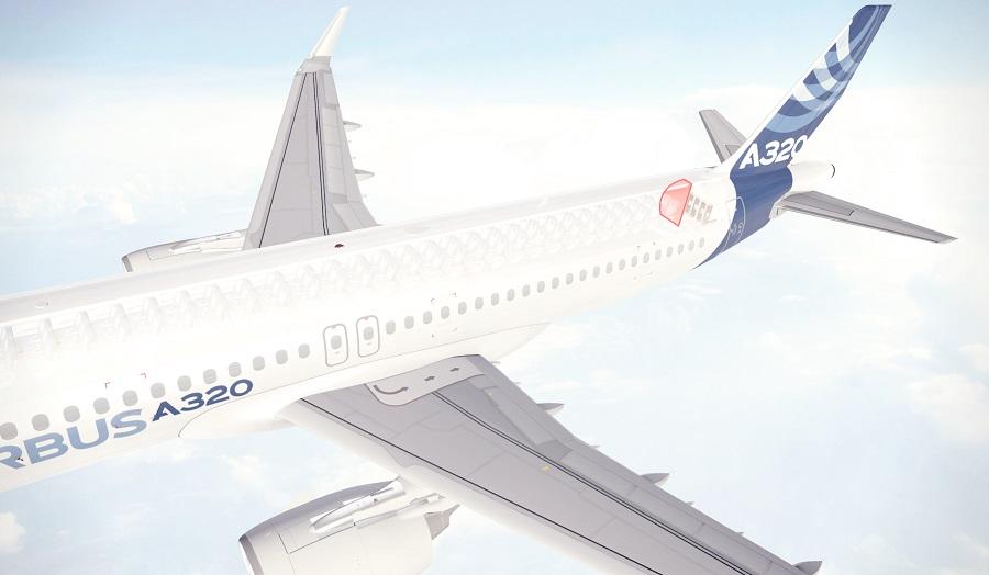 Airbus en Autodesk 3D printen bionische scheidingswand voor vliegtuigcabine