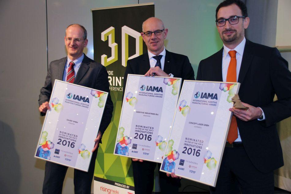 IAMA 2016