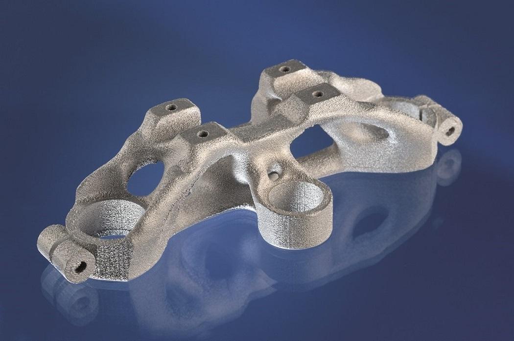 Fraunhofer ILT ontwikkelt magnesium 3D printen