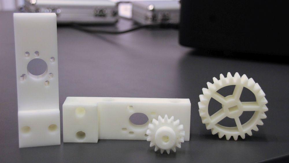 SDD FDM printer: 4 printkoppen voor serieproductie