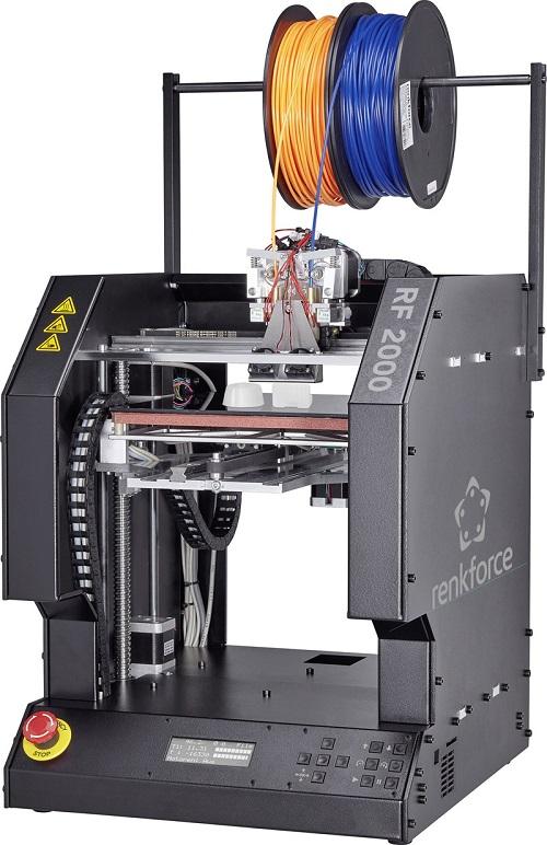 conrad 3d printer