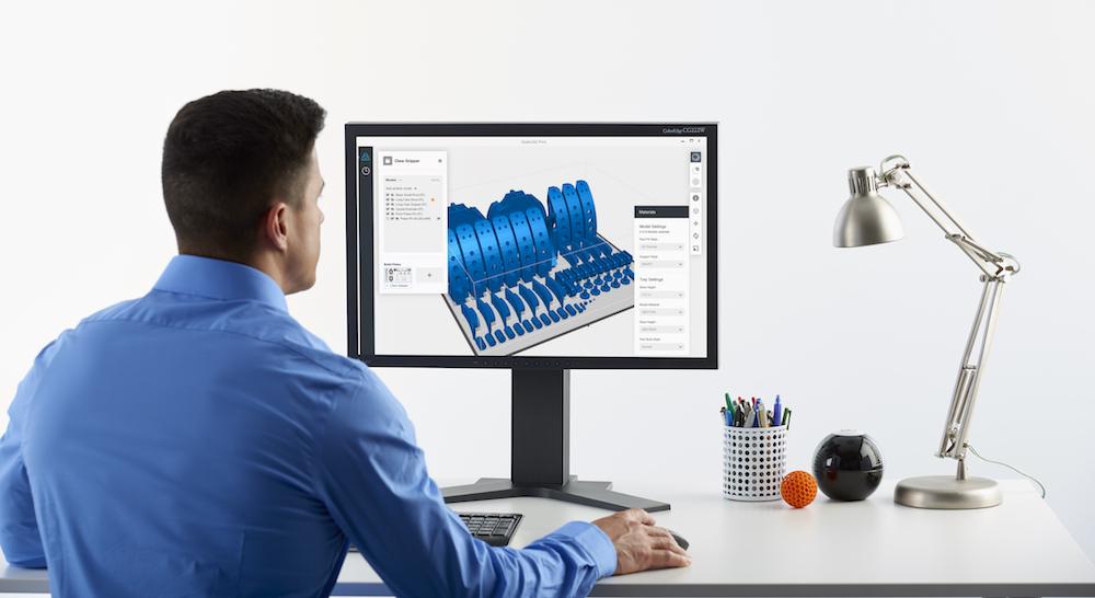 Stratasys presenteert nieuwe materialen en GrabCAD Print cloudsysteem