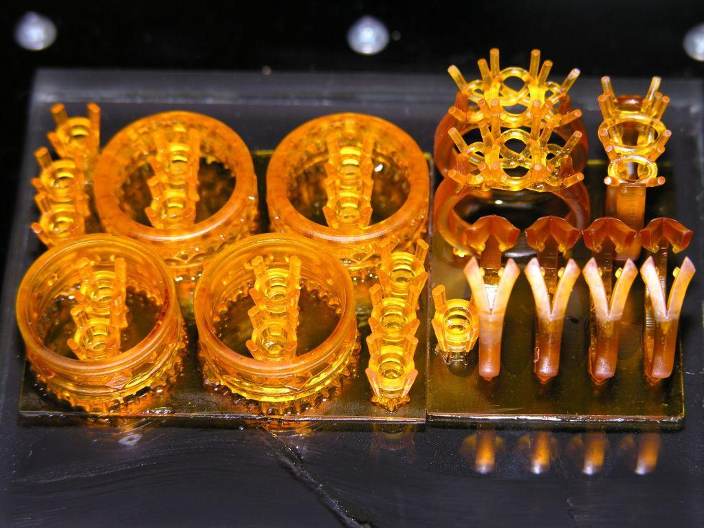 Envisiontec cDLM printtechnologie: sneller gietmodellen printen
