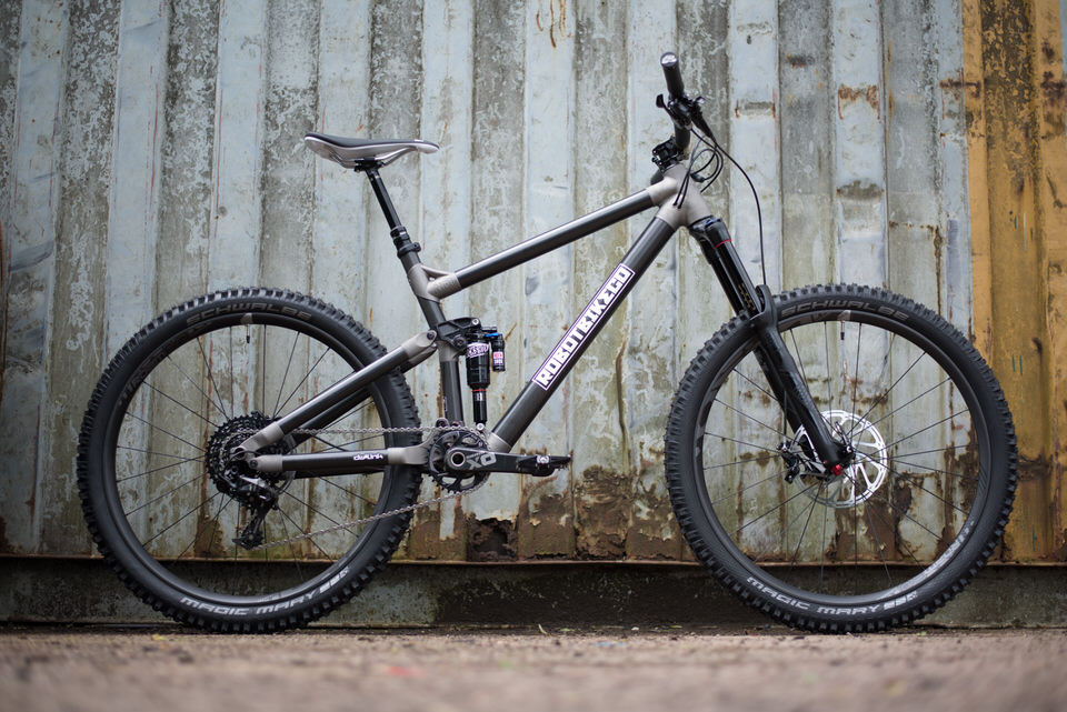Robot Bike Co neemt 3D geprinte mountainbike in productie