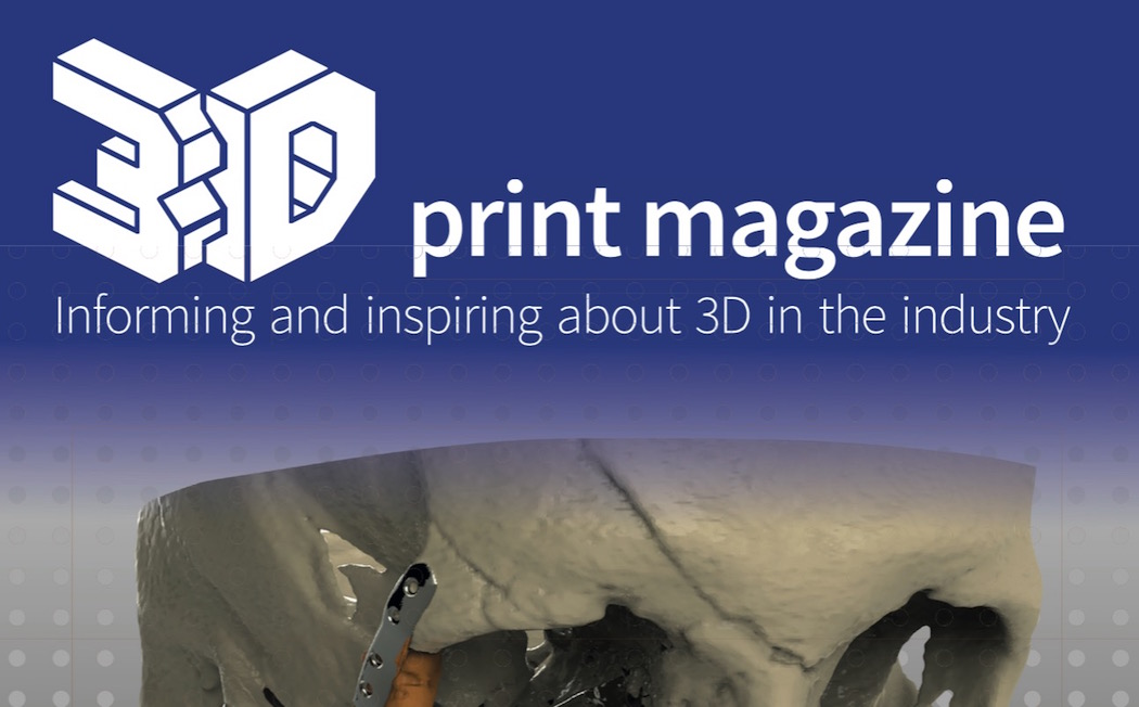 3D Print magazine gaat internationaal