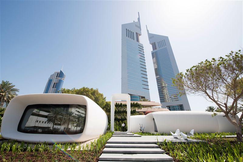 Dubai zoekt goede 3D printideeën voor de bouw