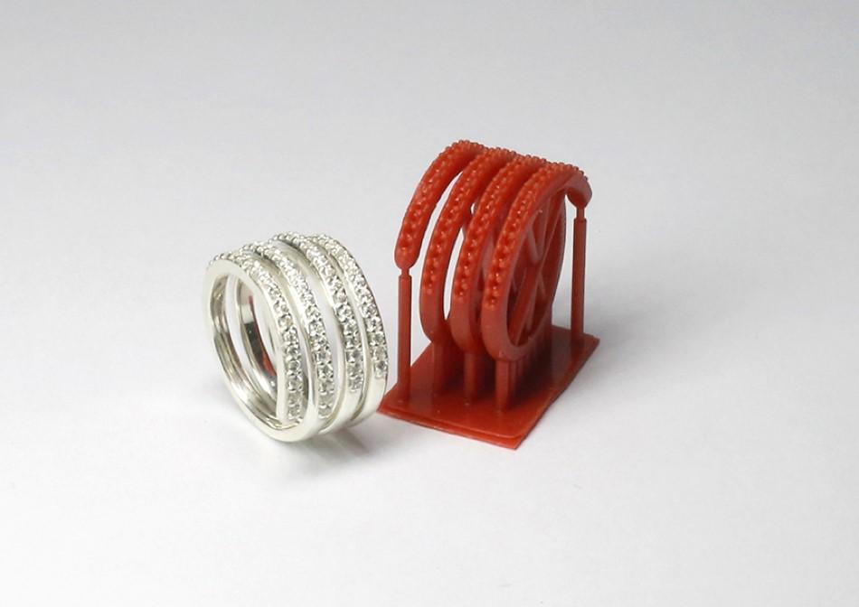 Carima im-j: DLP printer voor de juwelenindustrie