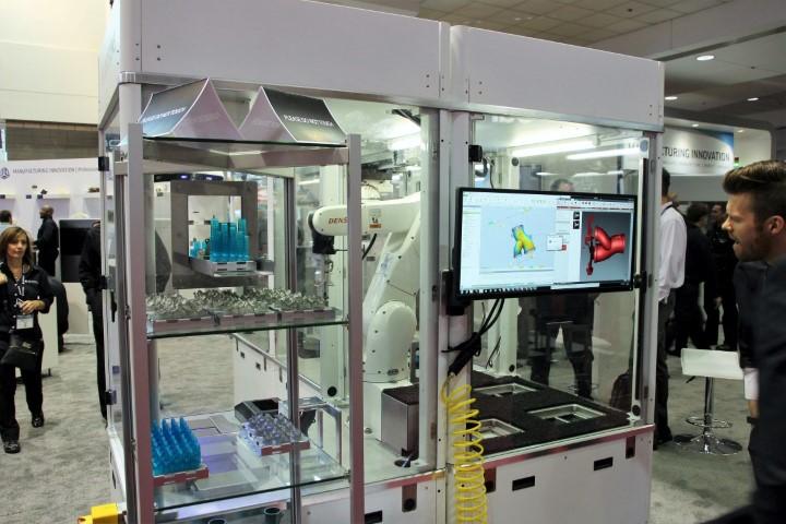 De bediening van de 3D printers moet veel eenvoudiger kunnen vanuit CAD software.