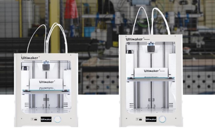 Ultimaker 3 gelanceerd