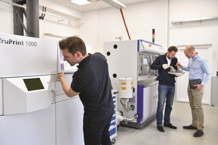 Voestalpine opent onderzoekscentrum 3D metaalprinten in Düsseldorf