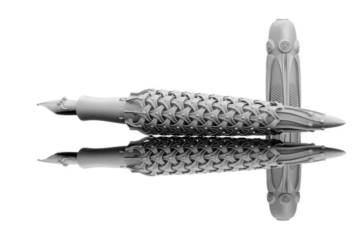 Pjotr lanceert tweede 3D geprinte titanium vulpen
