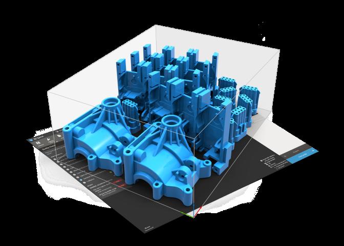 3D Sprint 2.0 stroomlijnt 3D printproces van 3D Systems