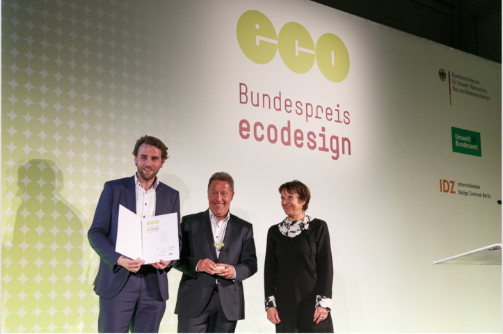 Photo of Airbus wint Ecodesign Award met bionisch design scheidingswand