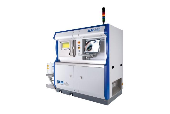 SLM Solutions sluit order voor 70 3D metaalprinters