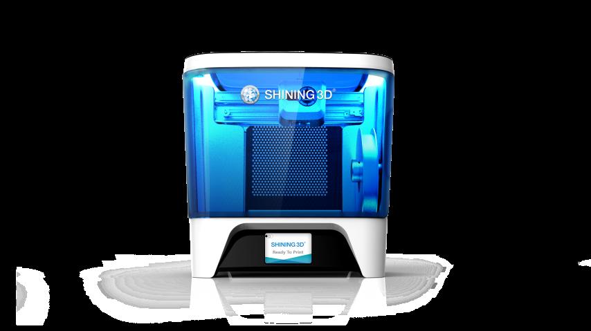Einstart-C: 3D printen vanuit de cloud