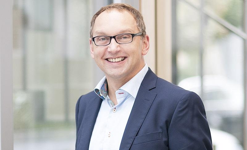 Photo of Frank Herzorg beste CEO AM industrie