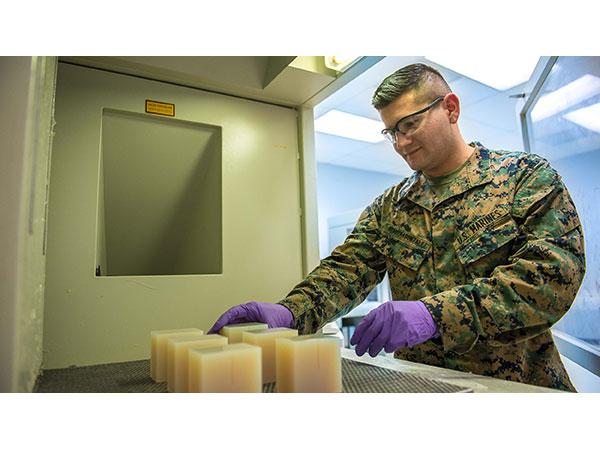 US Army 3D print drones en tooling voor reparatie hydrauliek