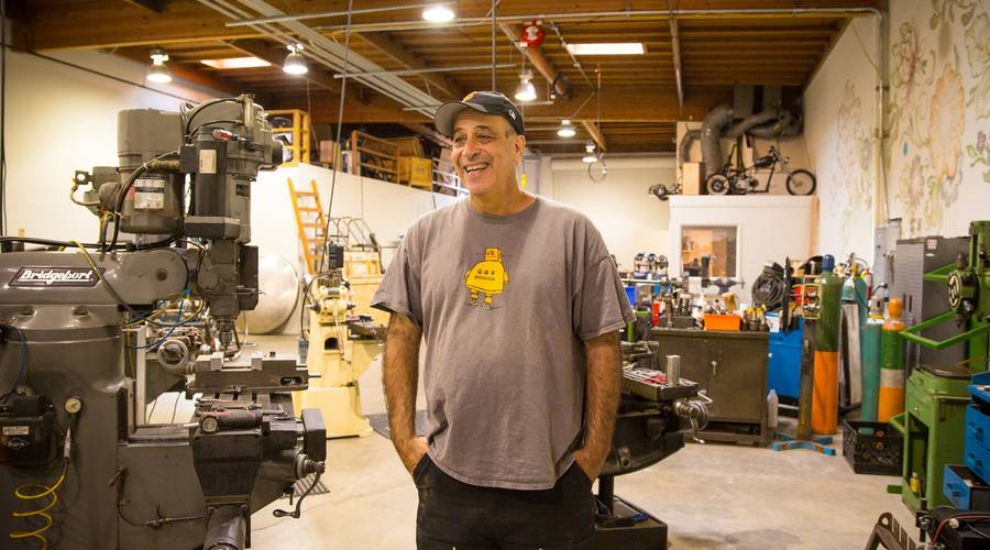 Autodesk CEO Carl Bass: 3D printen naar low volume productie