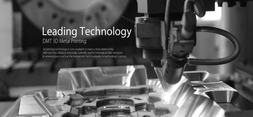 Insstek 3D claddingtechnologie naar Nederland
