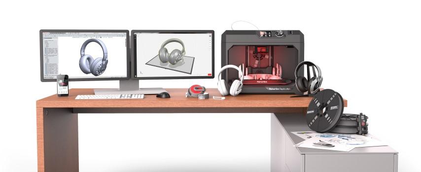 Makerbot snijdt opnieuw in organisatie