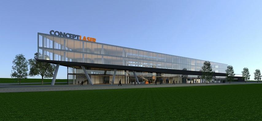 GE en Concept Laser investeren 100 miljoen nieuwe 3D-Campus