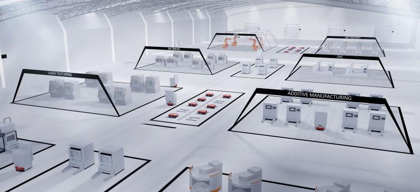 EOS, Daimler en Premium Aerotec starten NextGenAM: 3D printen van grote series