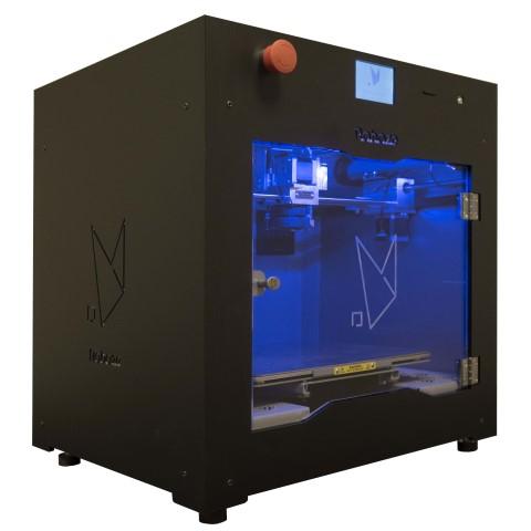 Roboze One: verbeterde extruder en nieuwe (carbon) materialen